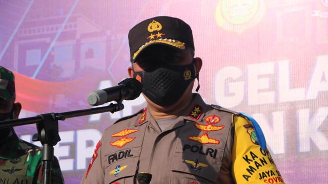 Pengamanan Malam Takbiran, Polda Metro Jaya Terjunkan 1.024 Personel Gabungan (23476)