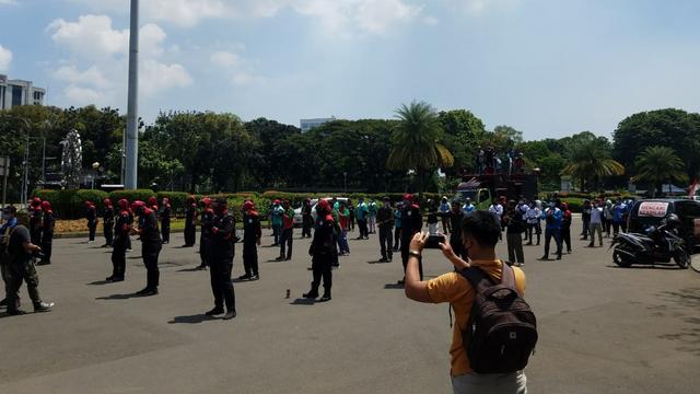 Buruh Mau Aksi 5 Agustus, Tuntut Kejelasan Operasional Pabrik hingga Cegah PHK (258814)