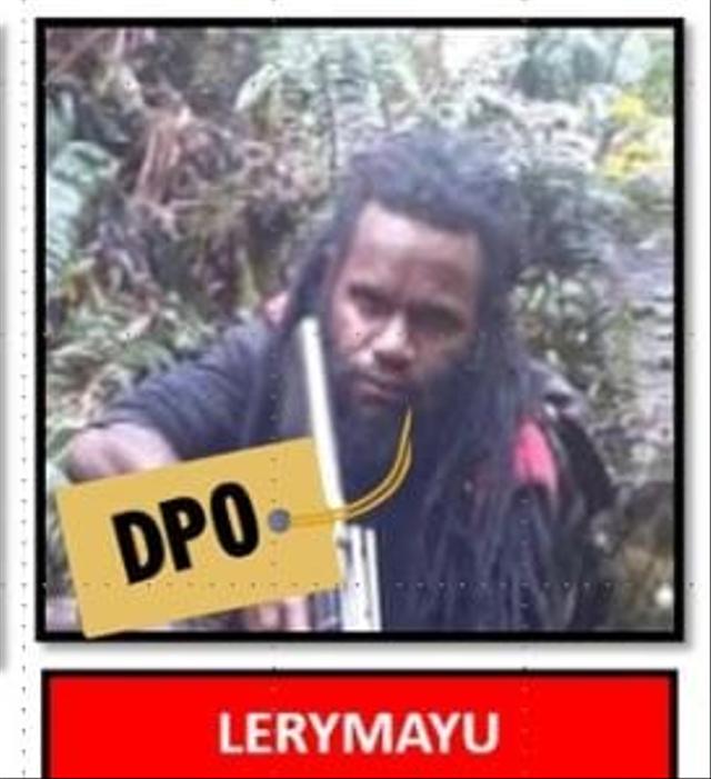 Tampang 4 Anggota KKB Pembakar Helikopter di Bandara Ilaga, Papua (2)