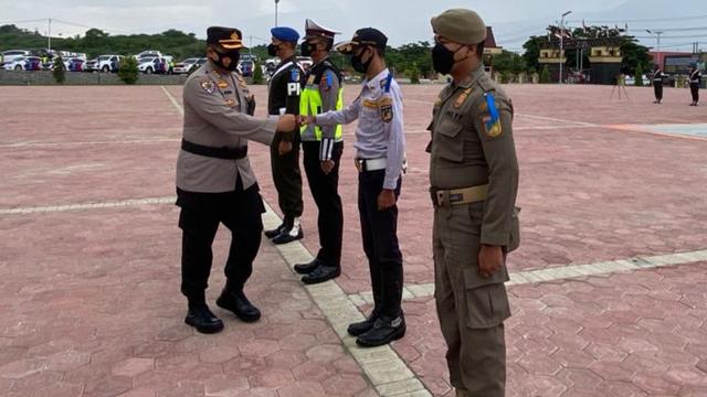 710 Personel Polisi Diterjunkan untuk Operasi Keselamatan Tinombala di Sulteng  (80697)