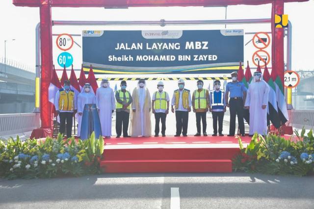 Apakah Penamaan 'Jalan Layang MBZ' Sesuai Kaidah? (1195878)