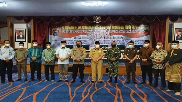 KPU dan Bawaslu Yakin PSU di Rokan Hulu, Riau, Berjalan Lancar dan Sukses  (325959)