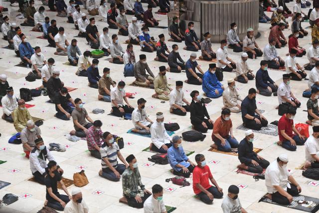 Jika Kasus COVID-19 Membaik, Masjid Istiqlal Bakal Gelar Salat Idul Adha (23292)