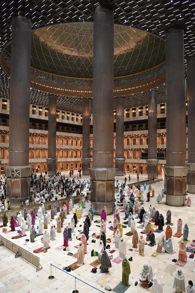 Masjid Istiqlal Bakal Dikembangkan sebagai Destinasi Wisata Halal (257266)