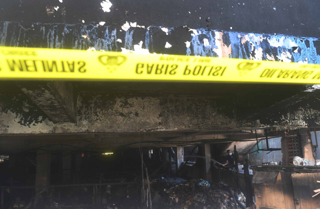 Kebakaran 2 Pasar di Jakarta Jelang Ramadhan, Perlukah Asuransi untuk Pedagang? (278448)