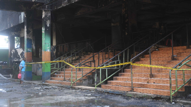 5 Fakta Kebakaran di Pasar Inpres Pasar Minggu (93809)