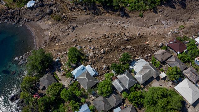 Wagub Revisi Jumlah Korban Bencana di NTT: 178 Orang Tewas, 47 Orang Hilang (240801)