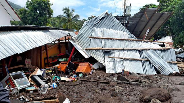 Wagub Revisi Jumlah Korban Bencana di NTT: 178 Orang Tewas, 47 Orang Hilang (240802)