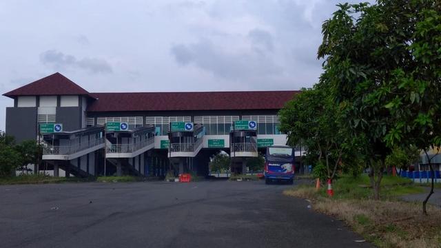 Awal Ramadhan Terminal Semarang Masih Sepi, Belum Terlihat Lonjakan Pemudik (367796)