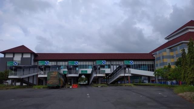 Awal Ramadhan Terminal Semarang Masih Sepi, Belum Terlihat Lonjakan Pemudik (367795)