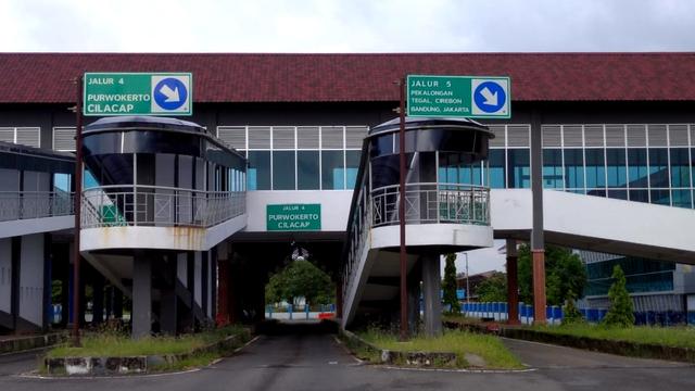 Awal Ramadhan Terminal Semarang Masih Sepi, Belum Terlihat Lonjakan Pemudik (367794)