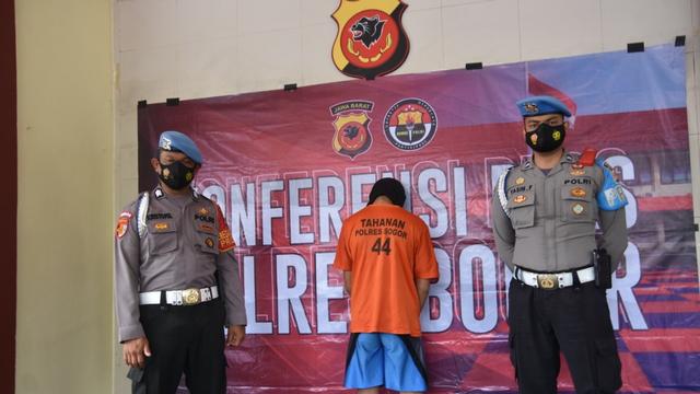 Satu Pembegal Difabel di Bogor Diringkus Polisi, 3 Masih Buron (95305)