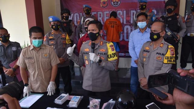 Satu Pembegal Difabel di Bogor Diringkus Polisi, 3 Masih Buron (95307)