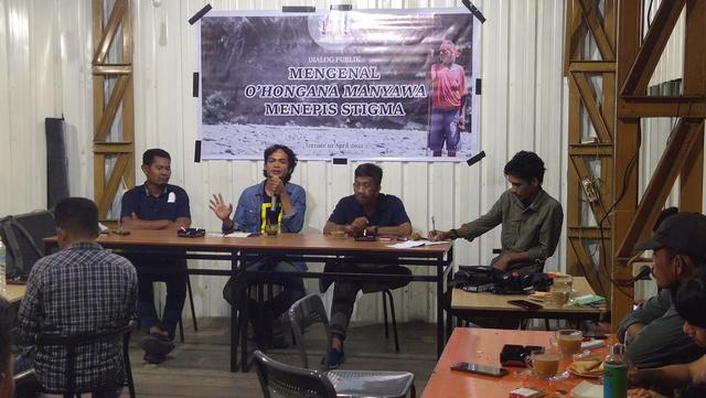 Menepis Stigma Orang Togutil di Halmahera (83678)
