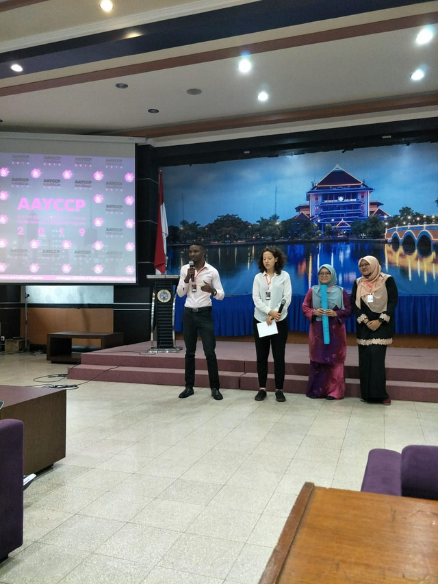 Pengalaman Lintas Budaya Pelajar Tanzania di Indonesia  (206933)