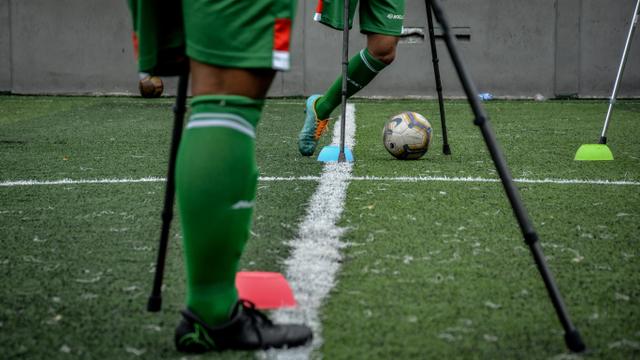 Memetik Semangat Pantang Menyerah dari Pesepak Bola Disabilitas (88751)