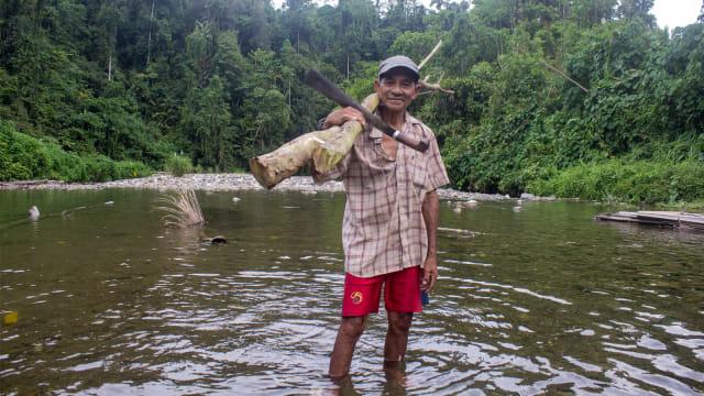 Orang Togutil Sang Penjaga Hutan Halmahera (344668)