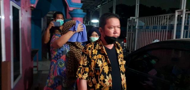 Detik-detik Buronan Korupsi Bank BPD Sulselbar Rp 41 Miliar Ditangkap di Depok (62502)