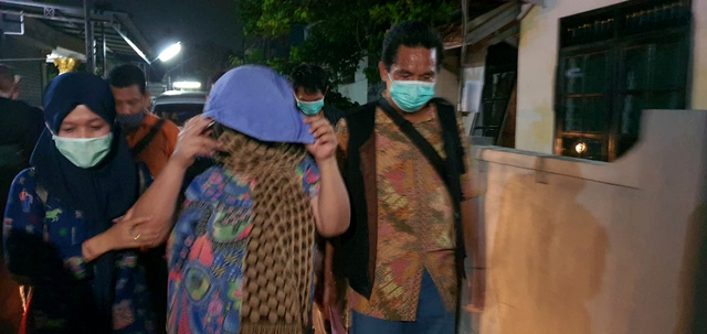Detik-detik Buronan Korupsi Bank BPD Sulselbar Rp 41 Miliar Ditangkap di Depok (62501)
