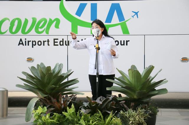 Pertama di Indonesia, Bandara YIA Luncurkan Tur Wisata Edukasi di Bandara (1056006)