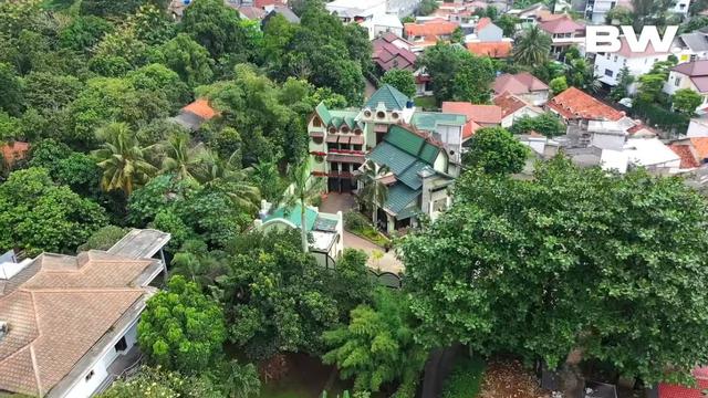 Penampakan Rumah Mewah Tasya Farasya, Ada Museum & Kamar Nyi Roro Kidul (487671)