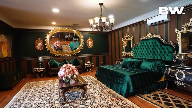 Penampakan Rumah Mewah Tasya Farasya, Ada Museum & Kamar Nyi Roro Kidul (487677)