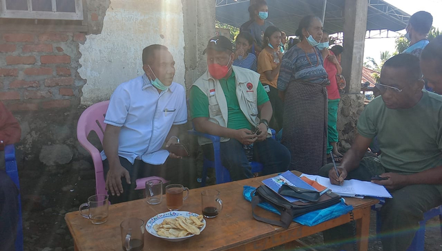 Ketua DPRD Flotim Harap Bantuan untuk Korban Banjir Bandang Tepat Sasaran (260404)