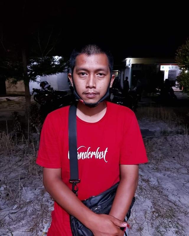 Takut Istri karena Motor Ditarik Lising, Pria di Kalteng Sebarkan Hoaks Dibegal (487769)
