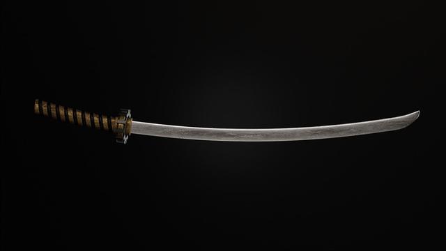 Mantan Pasien Sakit Jiwa Tebas Warga dengan Samurai (670123)