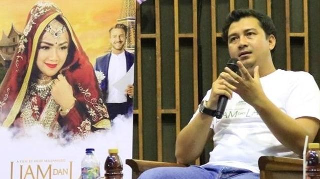 Muzakki dan Dato Tamimi Siregar Beradu Akting dalam Film Perjalanan Pertama (704035)