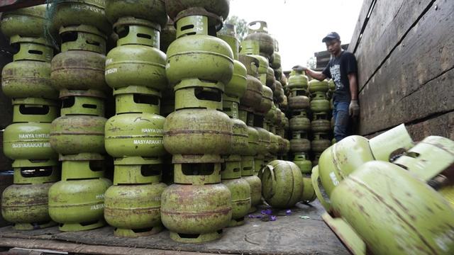 Jaga Stok Selama Ramadhan, Pertamina Pasok 53.191 LPG 3 Kg di Sulbar (591514)