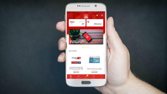 Relaunch Aplikasi Alfagift Bikin Konsumen Milenial Lebih Mudah Bertransaksi (390890)