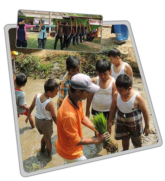 Sejahterakan Masyarakat Desa Miyatno Abu Rizal Jalankan Wisata Edukasi (133385)