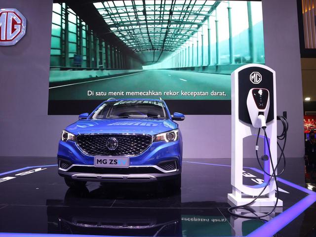 MG ZS EV Resmi Diperkenalkan di Indonesia, Lebih Murah dari Hyundai Kona EV? (293166)