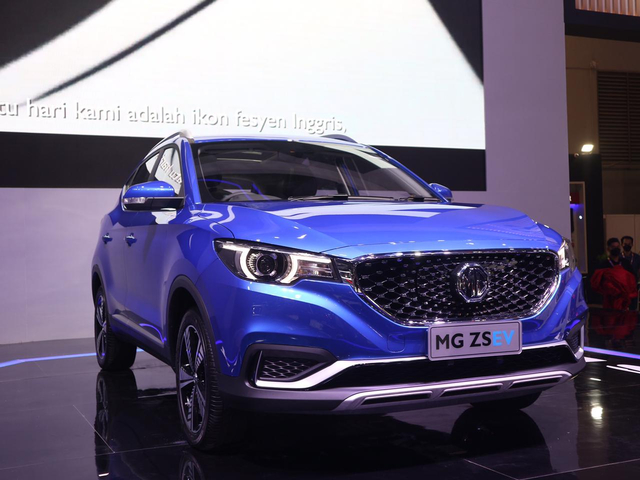 MG ZS EV Resmi Diperkenalkan di Indonesia, Lebih Murah dari Hyundai Kona EV? (293167)