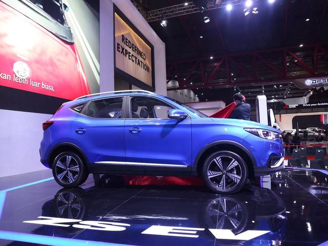 MG ZS EV Resmi Diperkenalkan di Indonesia, Lebih Murah dari Hyundai Kona EV? (293168)