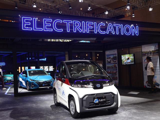 Toyota Investasi Rp 194 Triliun untuk Produksi Baterai EV dan Hybrid 2030 (150752)