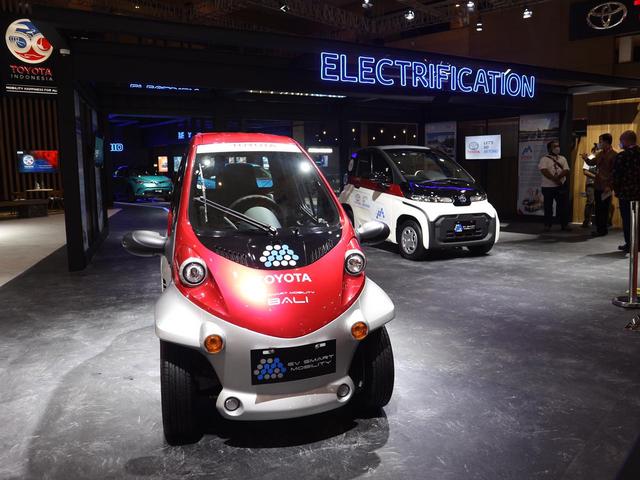 Penjualan Mobil Listrik dan Hybrid Justru Melesat 876 Persen di Semester 1 2021 (3537)