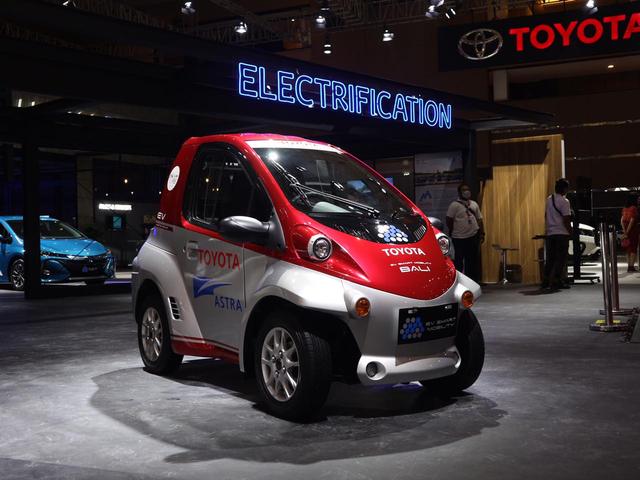 Bos Toyota Indonesia Ungkap Peluang Jual Mobil Listrik Murni! (949)