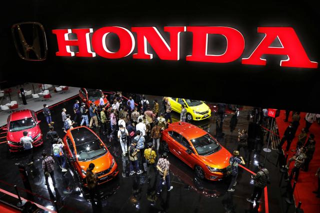 Penjualan Mobil Honda Turun 16 Persen di Mei 2021, Brio Masih Tulang Punggung (43133)