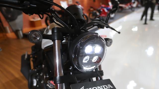 Honda Rebel Berkelir Baru Mejeng di IIMS Hybrid 2021, Tampilannya Jadi Elegan! (95590)
