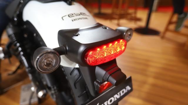 Honda Rebel Berkelir Baru Mejeng di IIMS Hybrid 2021, Tampilannya Jadi Elegan! (95587)