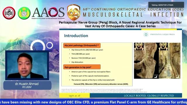 Dokter Ortopedi Indonesia (PABOI) Bersama Ortopedi Amerika Membahas Infeksi (765252)