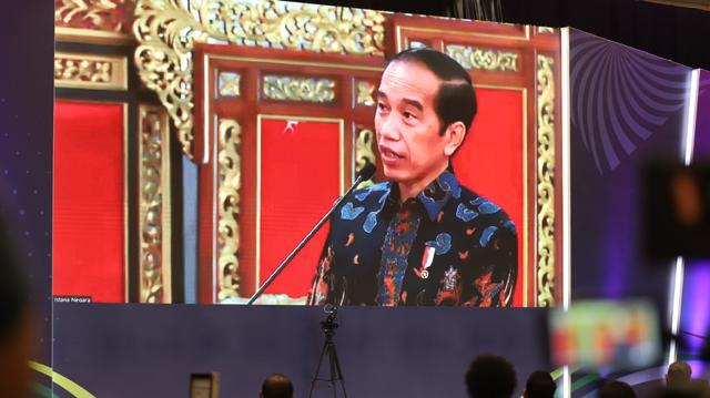 Demokrat soal Reshuffle Kabinet Jokowi: Arahan AHY, Kami di Luar Pemerintah (128091)