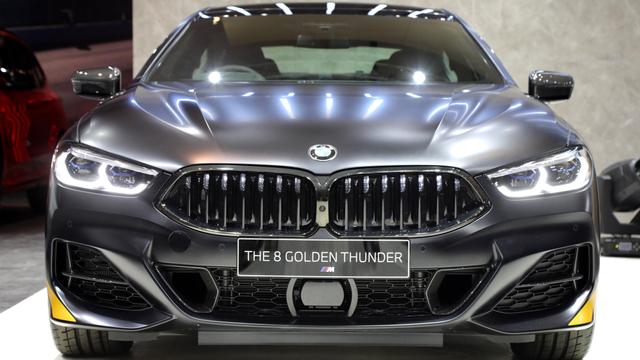 Unit Semata Wayang BMW Seri 8 Golden Edition di Indonesia, Ini Istimewanya (450956)