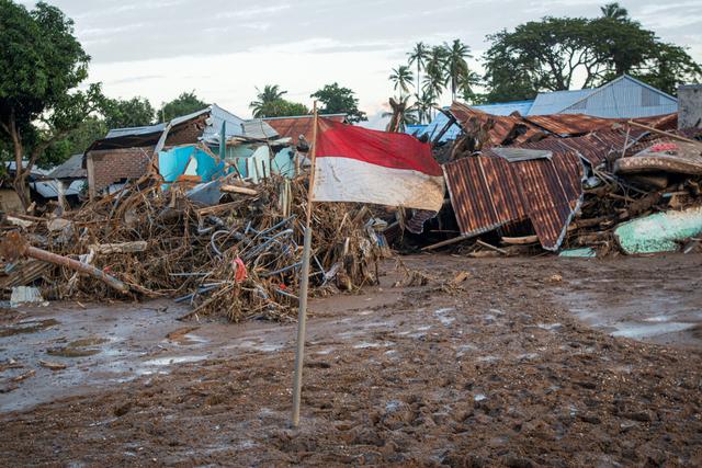 Keadaan Alam Indonesia yang Memilukan Akibat Bencana di Awal Tahun 2021 (127111)