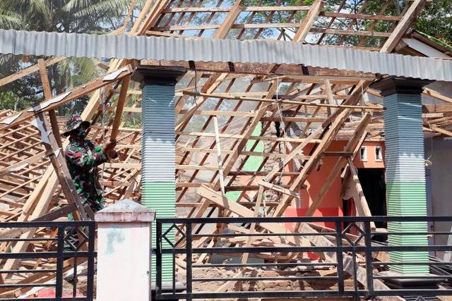 Keadaan Alam Indonesia yang Memilukan Akibat Bencana di Awal Tahun 2021 (127112)