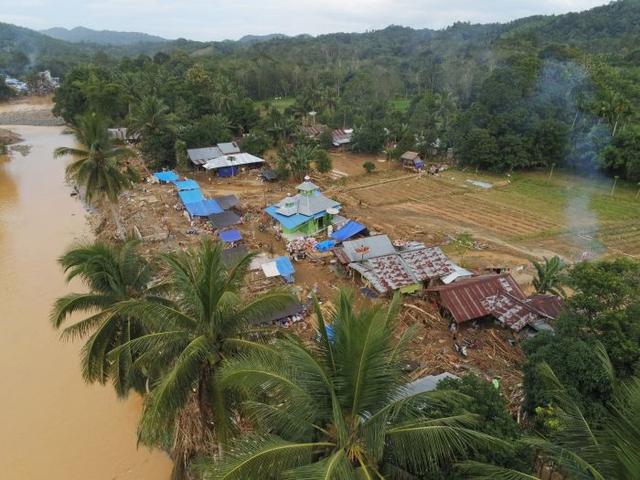Keadaan Alam Indonesia yang Memilukan Akibat Bencana di Awal Tahun 2021 (127113)