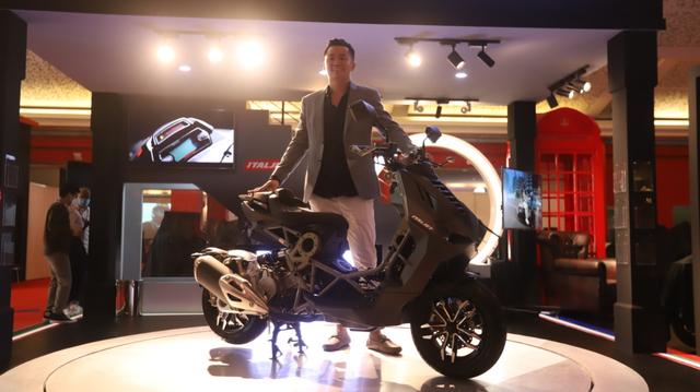 Berita Populer: Yamaha Gear 125 di Mata Konsumen; Mengenal Italjet Dragster  (46186)