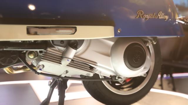 Baru Diluncurkan, Royal Alloy TG 300 dan GP 150 Sudah Sold Out, Apa Istimewanya? (1141647)